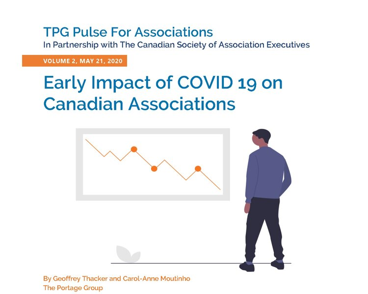 Volume 2 – Early Impact of COVID 19 on Canadian Associations