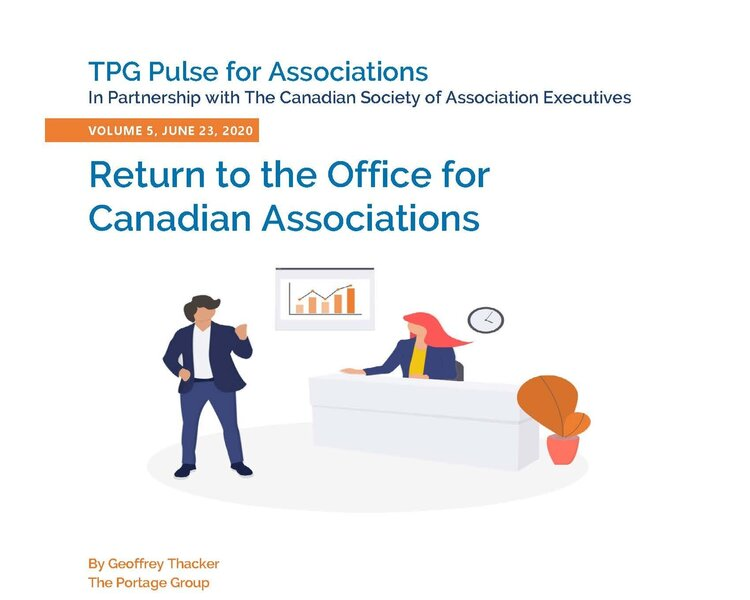 Volume 5 – Return to the Office for Canadian Associations