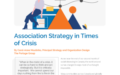 Volume 1 – Association Strategy in Times of Crisis